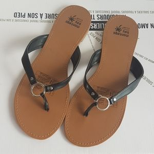 MONTEGO BAY CLUB Flip Flops Size 10